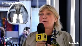 Fuorisalone 2017 | ARTEMIDE - Carlotta de Bevilacqua ci racconta il nuovo progetto Harry H.