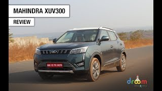 Mahindra XUV300 First Drive Review   Droom Discovery