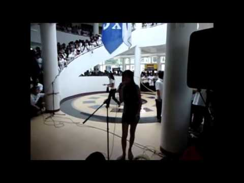 Krizza and Aiza at Xavier University-Ateneo De Cagayan .mp4