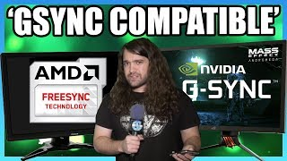 "What ""GSync Compatible"" Actually Means 