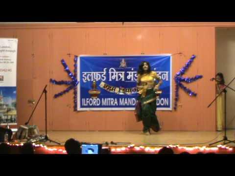 Diwali 09 Ilford Mitra Mandal London video