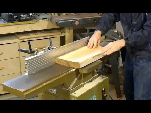 Planing boards wider than your jointer