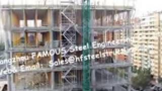 Chinese Construction Supplier In High Rise Steel Structure Building As per New Zealand Standard