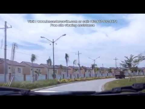 Lancaster New City Cavite Latest Video August 2014