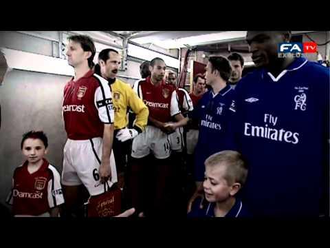 Arsenal's Tony Adams on his FA Cup history   FATV
