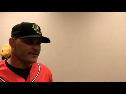 Jacksonville Suns: David Berg Post Birmingham 4-8-16