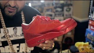 DJ Khaled Sneaker Collection - A Sneak Peek into DJ Khaled