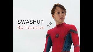 Spiderman, Swashup is Spiderman