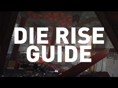 BO2 Die Rise: Zombie Survival Guide for High Rounds! (Rounds 50-80 Everytime)