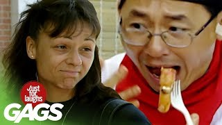Funny Video – Sickening Pranks – Best of Just For Laughs Gags