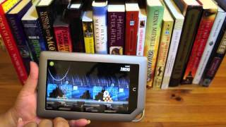 Nook Tablet Review - Nook Color vs Nook Tablet Comparisons