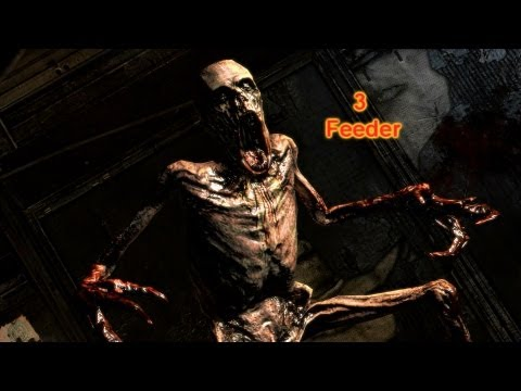 Dead Space 3 Top 5 Gruesome Deaths Scenes