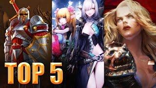 Top 5 Hack and Slay Games Deutsch German 2016   Free Diablo 3 Alternativen