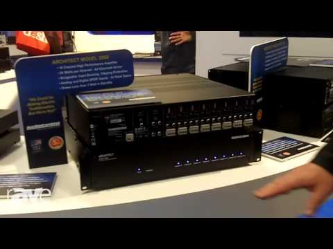 CEDIA 2015: AudioControl Highlights Its New PSeries Architect Amplifiers