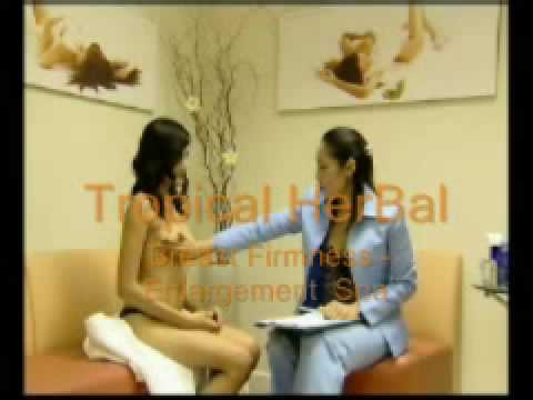 Tropical Herbal Spa Breast Firmness, Breast Enlargement & Breast Enhancement  Spa video