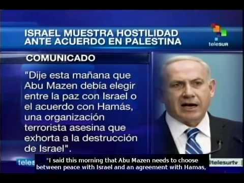 Netanyahu accuses Abbas of sabotaging peace