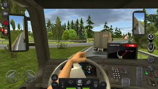 Euro Truck Simulator 18 * Taking a New Delivery - Android Gameplay