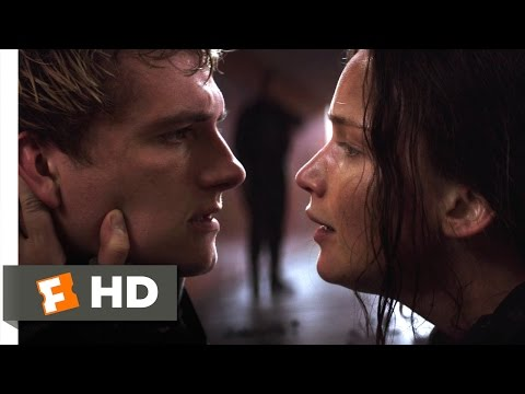 The Hunger Games: Mockingjay - Part 2 (5/10) Movie CLIP - Stay With Me (2015) HD