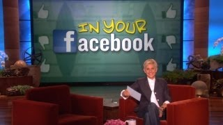 In Your Facebook!