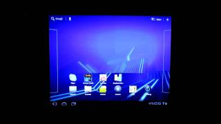 Archos 80 G9 mit 3.2.46 Update [HDMI, 1080p YouTube Video, Remote & Games] (German)