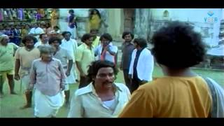 Pandavulu - Manavoori Pandavulu Movie - Action Scene