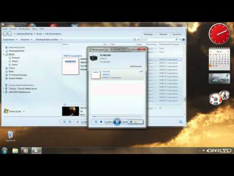 ONKYO Windows Media Player