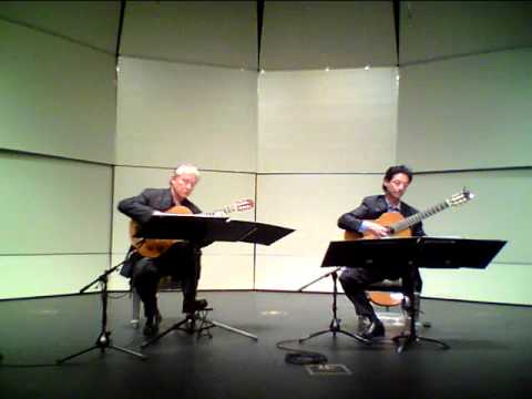 Odeum Guitar Duo - Rimsky-Korsakov - Song of India - available on iTunes.com