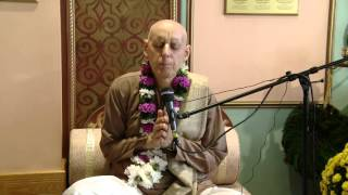 """50th Anniversary of Srila Prabhupada's arrival in Boston"" HG SDA ISKCON Riga Latvia 2015.09.27."