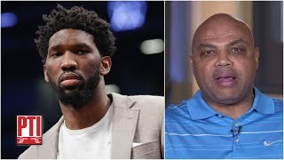 Joel Embiid has to get in better shape - Charles Barkley | Pardon the Interruption