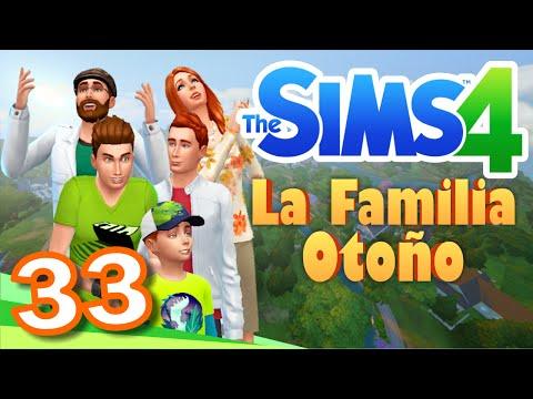 Los Sims 4: Familia Otoño | Episodio 33 - Cuentos Telepáticos | Gameplay en Español