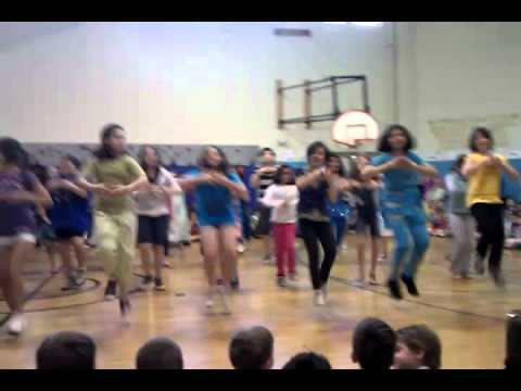 Desi Girls  Lowell Scool video