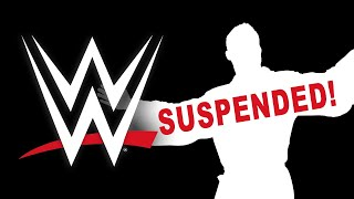 WWE Stars SUSPENDED After Wellness Policy Violations