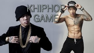 HOW WELL DO YOU KNOW K-HIPHOP? GUESS THE KOREAN RAPPER