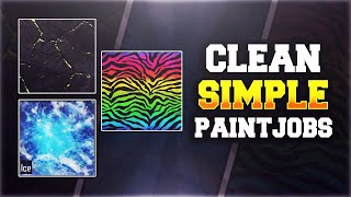 WW2 / BO4 SIMPLE BUT CLEAN PAINTJOB TUTORIALS ( EASY PAINTJOBS IN WW2 ) THESE WORK IN BO4 ASWELL!