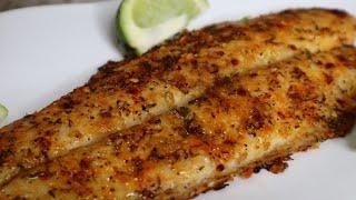 Super Easy Oven Baked Fish Recipe|Fish Recipe| Quarantine Recipe