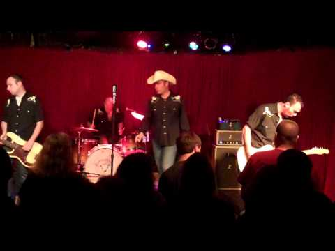 The Cowslingers -- Cheap Trucker Speed & West Virginia Dog Track Boogie