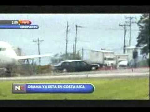 BARACK OBAMA EN COSTA RICA-03-05-2013