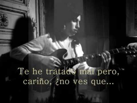 Amy Winehouse - A Song For You (Spanish Subtitles)