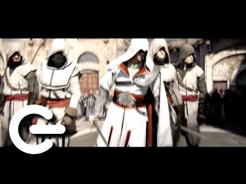 The Gadget Show: Assassin's Creed Brotherhood @ E3