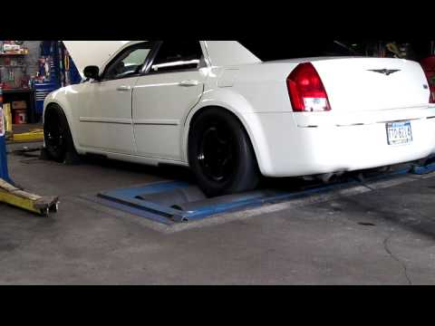2006 Chrysler 300 Supercharged 3.5 liter