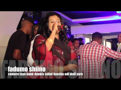 fadumo shiino niiko  live show rotterdam holland 2015 full hd