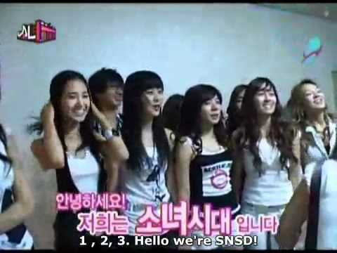 Super Junior and SNSD Backstage Cut Music Videos