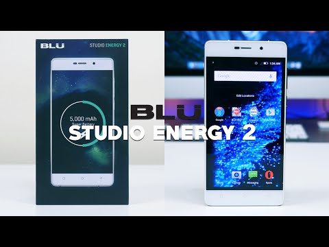 BLU Studio Energy 2 Unboxing and Mini Review
