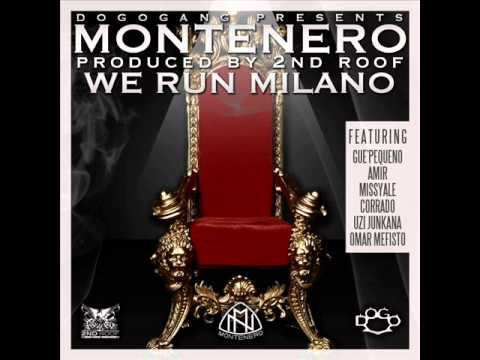 Montenero - Il Cielo  il Limite (feat. Gu Pequeno) - Prod. by 2nd Roof Music Videos
