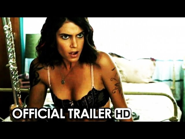 Murder of a Cat Official Trailer 1 (2014) - J.K. Simmons Comedy HD
