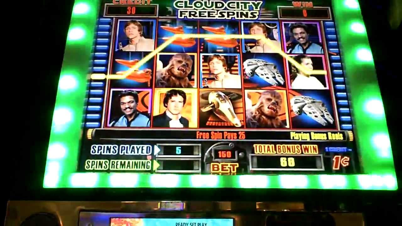 play star wars slots free