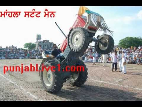 Mahla Tractor Stunt Man.mp4 video