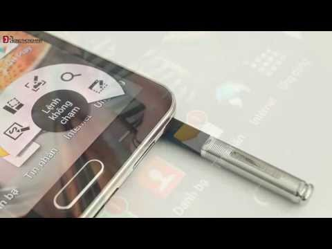 Unboxing & Hands on Samsung galaxy note 3 Korea (Snapdragon 800)