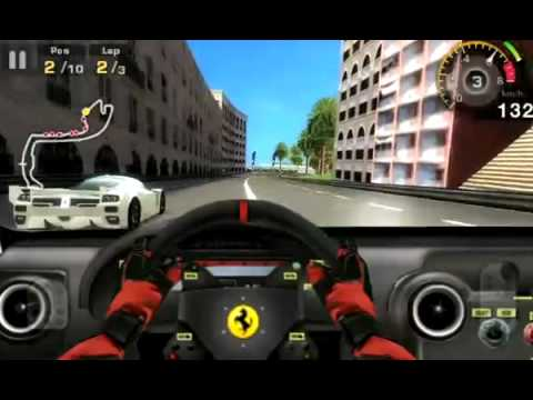 Juego GT Racing Motor Academy HD para BlackBerry PlayBook