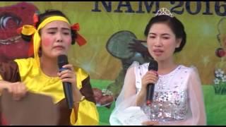 Vui tet trung thu   truong Mam Non An Hong
